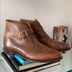 Church's Leather Boots, Custom Grade sz 9.5